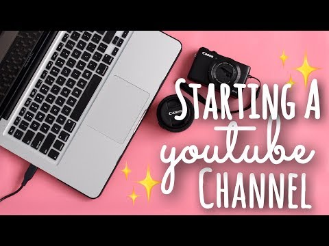 10 Things YOU Need to Know Before Starting a YouTube Channel! | SimplyMaci