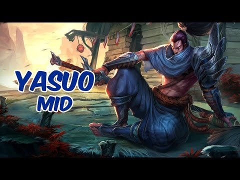 Yasuo Mid vs Orianna - Diamond - Preseason 6 - Patch 5.24