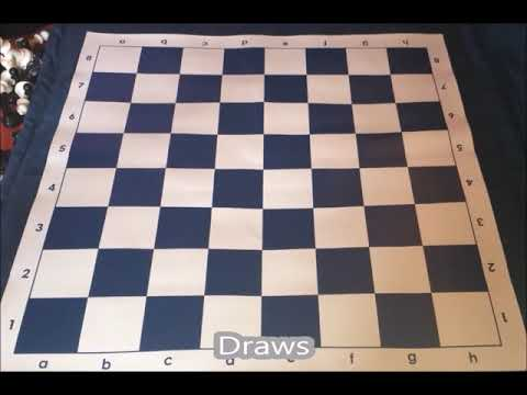 Check Checkmate Stalemate and Draws In Chess