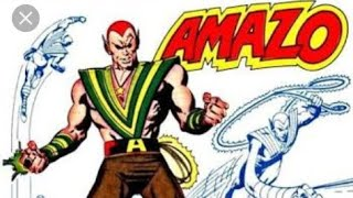 Download Amazo in hindi    DC Comics    Warner bros    Superman    Green lantern    Justice league    Video