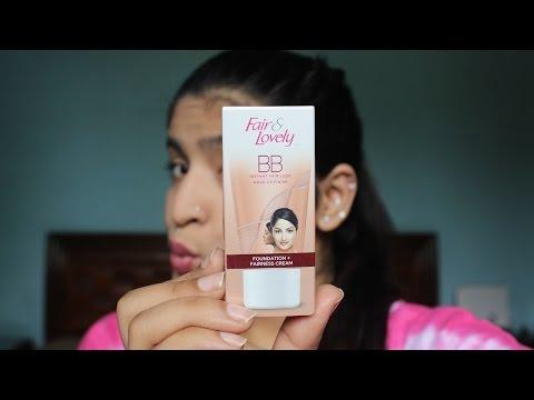 Fair & Lovely BB Cream : Review & Demo!