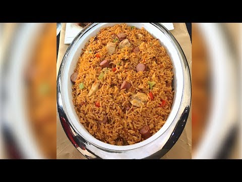 HOW TO MAKE JAMBALAYA RICE - RICE RECIPE - ZEELICIOUS FOODS