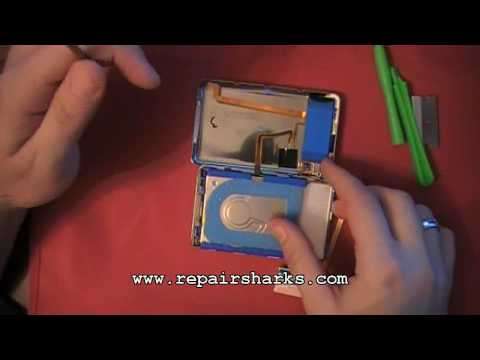 iPod Video and Classic Battery Replacement