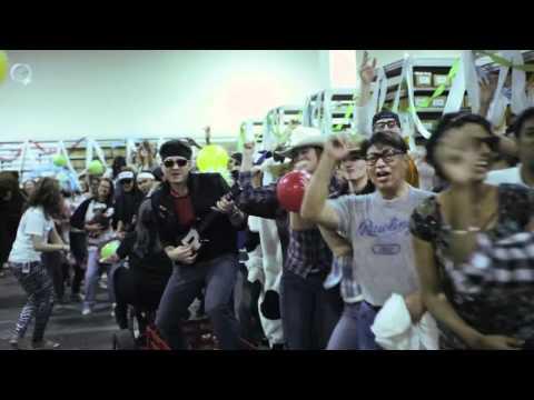 Jumpstart - These Kids Wear Crowns [OFFICIAL]  LipDub Video