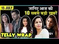 Avneet Kaur On Team 07 BAN Arishfa Khan RUDE Behaviour Jamai Raja 20 Top 10 Telly News
