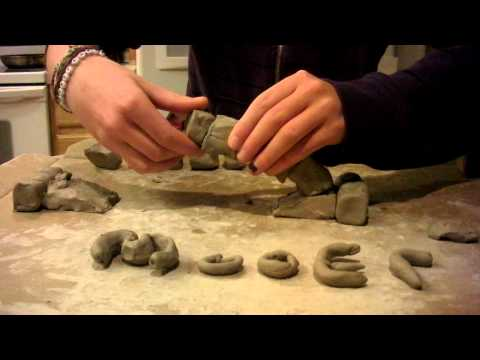 Clay Roman Arch