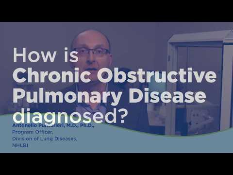 How is Chronic Obstructive Pulmonary Disease (COPD) Diagnosed?