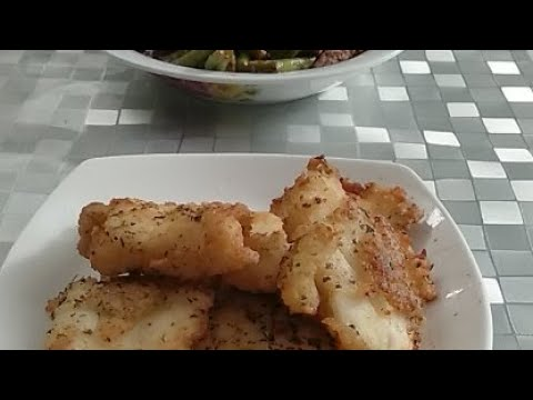 Just Done Fried Fish In Italian Style