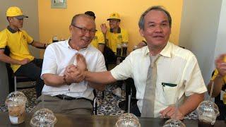 Bầu Đức mời HLV Park Hang Seo về dẫn dắt HAGL