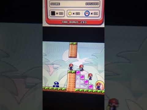 Episode 6: ジャンプ   Play-Test of Mini Mario