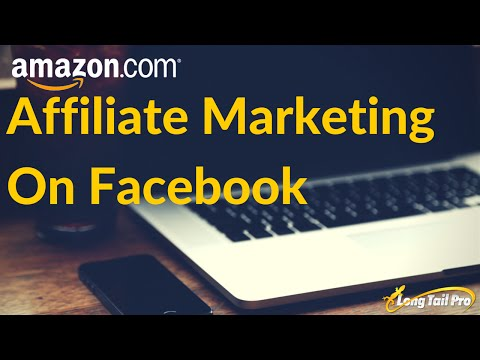 Amazon Affiliate Marketing on Facebook