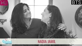 Behind The Scenes With Nadia Jamil | Rewind With Samina Peerzada
