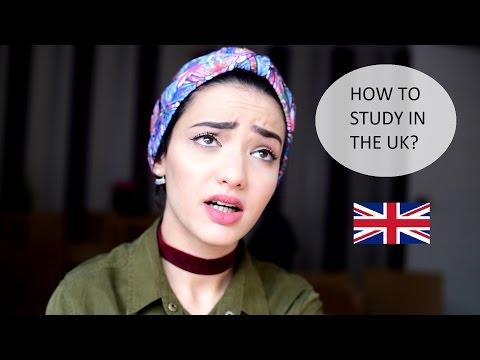 How to study in the UK  كيفاش مشيت لانكلترا؟