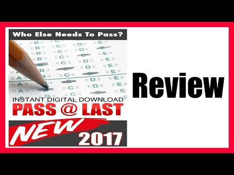 Pass @ Last 2017 Review   How To Pass The NY Real Estate Exam