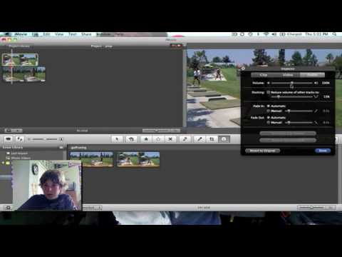How to get multiple picture in picture frames in iMovie 09