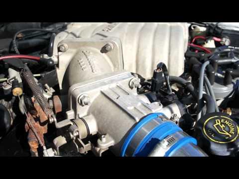 1994 Ford Mustang Convertible GT Edelbrock Stroker Saleen COBRA For Sale