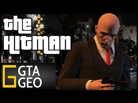 The Hitman | The Assassin of GTA 5 Online | GTA Geographic