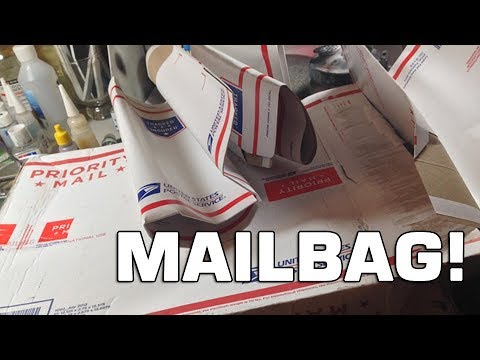 MAILBAG! Your Giveaway Prizes Edition!