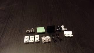 Лего самоделки протез для <u>лего</u> минифигурки