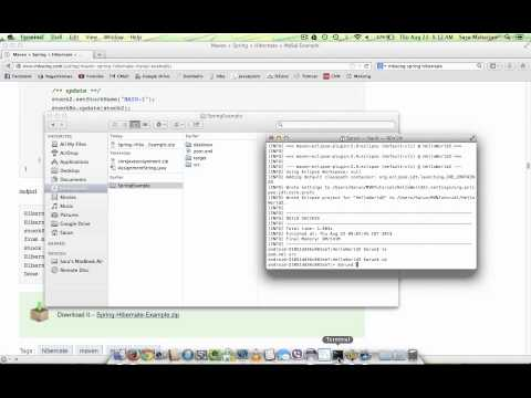 4. Maven Tutorial: How to use Maven projects(Mykong) in Eclipse