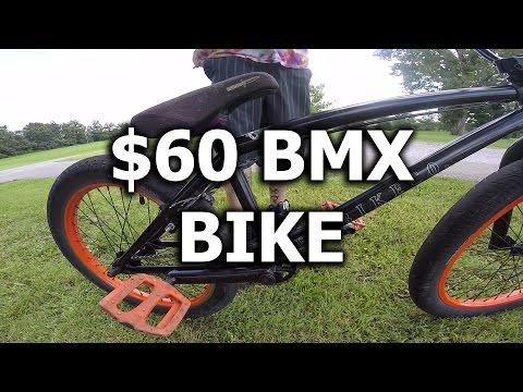 The $60 BMX Bike