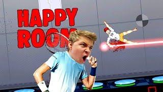 Download Plasma Tennis macht Laune - Happy Room Video