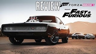 Forza Horizon 2 Fast And Furious DLC Review