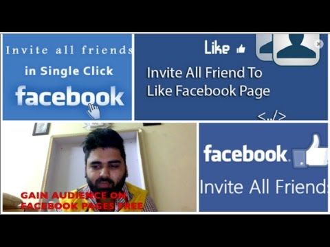 Gain Audience On Facebook Page In One Click. 2017. Whats Trending Now