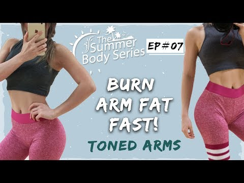 Burn ARM FAT Fast! Toned Arms Workout