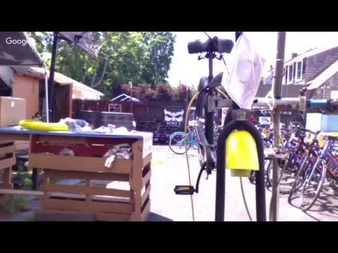 Bike Shop LIVE G+ Hangout