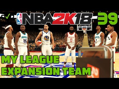 NBA 2K18 My League Ep. 39: All Star Weekend and a Comeback [Realistic NBA 2K18 My League Expansion]