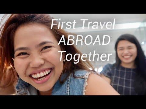 Going To HONGKONG Vlog By Baninay & Aura 😂