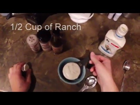 Easy and Simple Chipotle Ranch