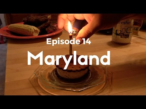 EP14 Maryland (Marriage License)