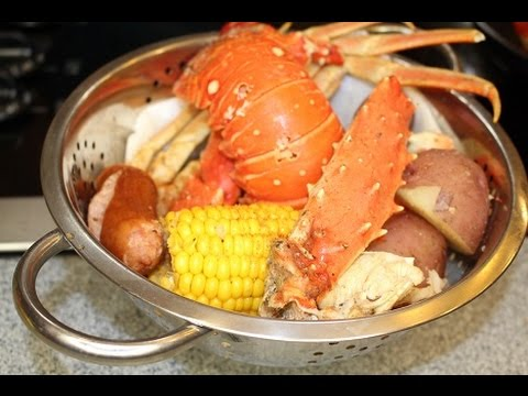 Seafood Crab Boil  (Saturday Meal) (Legacy) How - To - Make