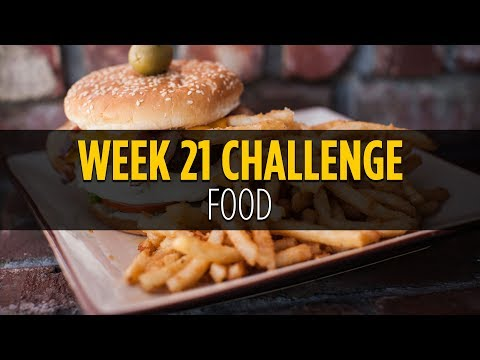 Week #21 - Food Photography - Photo Challenge