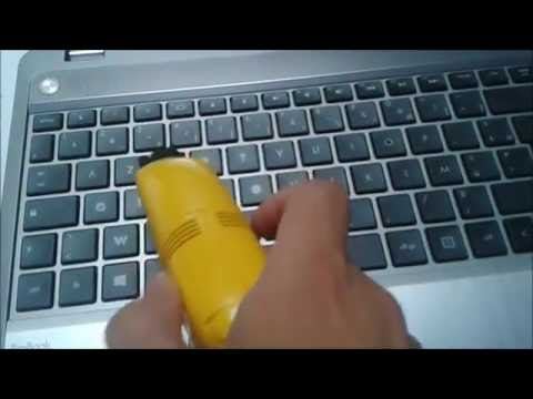 Mini USB Vacuum Keyboard Cleaner Dust Collector