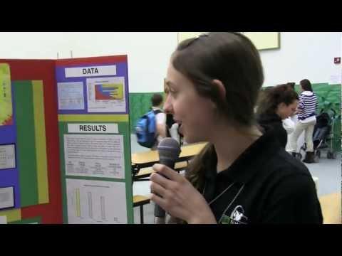 Middle School Science Fair 2012 Recap