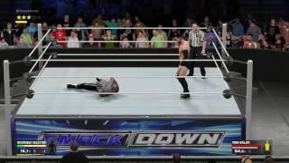 #IncredibleHolgster – WWE 2K17 Let's Play – My career #06