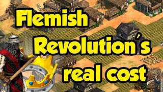 How much does Flemish Revolution really cost?