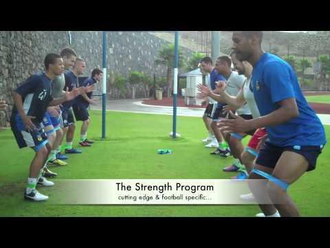 Improve Your Football Fitness - Pre Season Training Camp