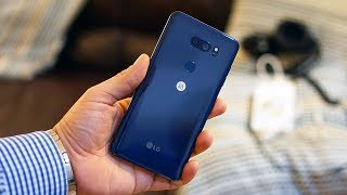"""LG V30S+ ThinQ Hands-On: """"Dat Name Tho!"""""""