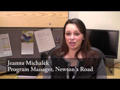 Newton's Road Gutter Car Derby Promotes STEM Education