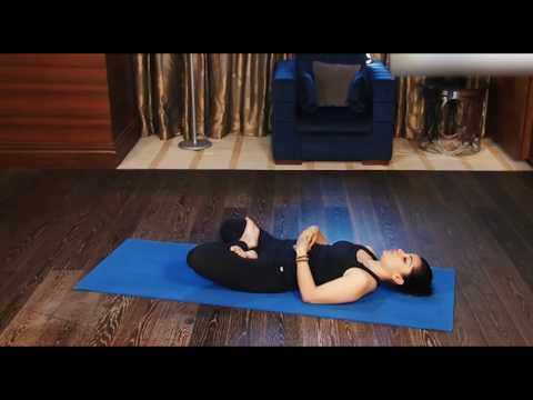 3 quick yoga asanas for Thyroid problems