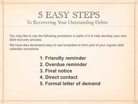 Collect Australia - Debt Recovery Melbourne