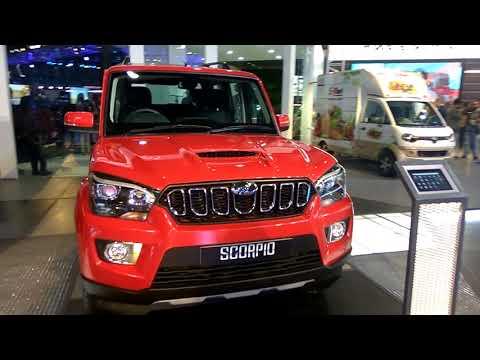 Mahindra at Auto Expo 2018