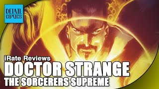 Doctor Strange And The Sorcerers Supreme Issue #1 Review (Marvel NOW 2.0) || iRate Reviews