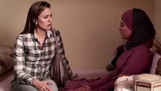 أخت تريز - ريم هلال تحذر خديجة  من الزواج من  حربي  وخديجة تعترف لأول مرة عن سبب موافقتها على الزواج
