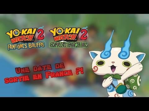 [FR] Yokai Watch 2 Fantomes Bouffis / Esprits Farceurs on une date ?!