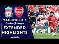 Liverpool V Arsenal PREMIER LEAGUE HIGHLIGHTS 82419 NBC Sports